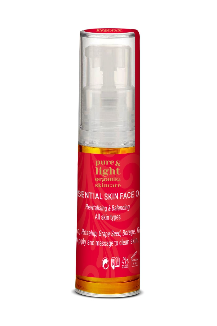 Essential Skin Face Oil Sample