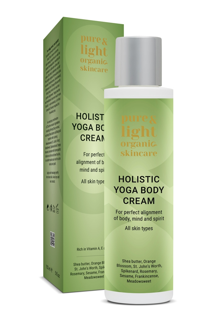 Holistic Yoga Body Cream
